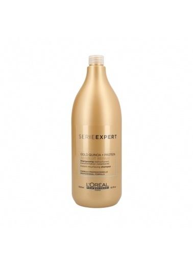 L'Oréal Loreal  Absolut Yıpranmış Saçlar İçin Onarıcı Gold Şampuan 1500 ml Renksiz